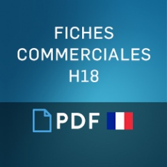 Fiches commerciales H18