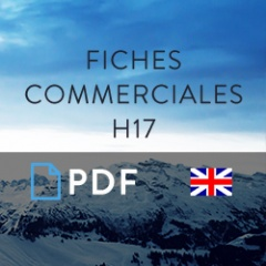 Fiches commerciales H17 UK