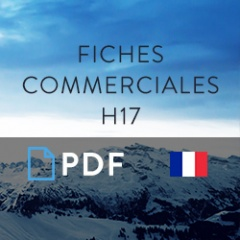 Fiches commerciales H17