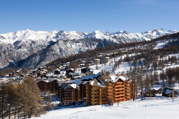 residence-club risoul vue-hivernale hiver3
