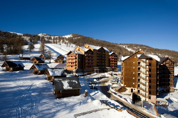 residence-club risoul vue-hivernale hiver5
