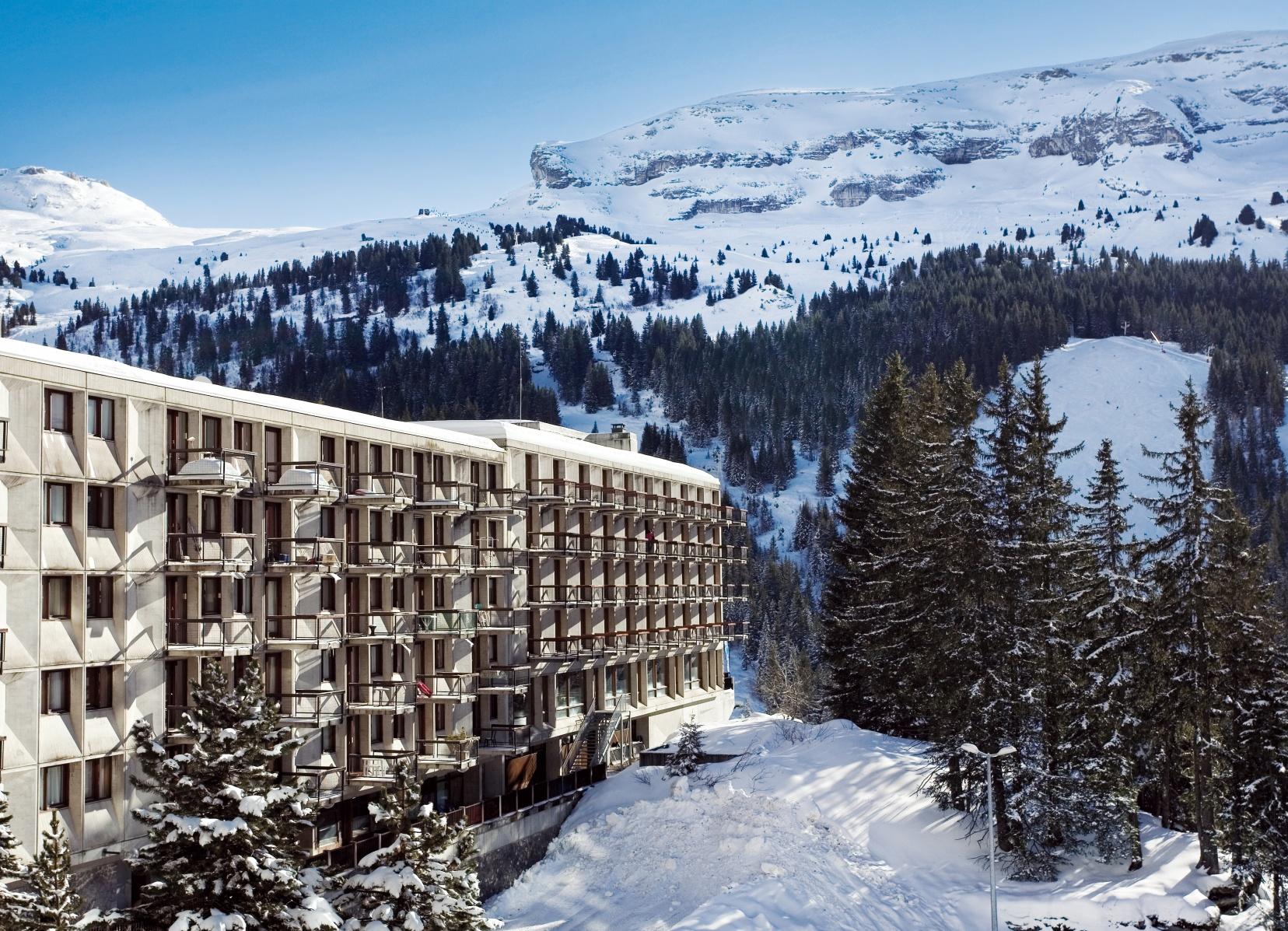 Hôtel Club mmv FLAINE le Flaine Village Vacances 3*