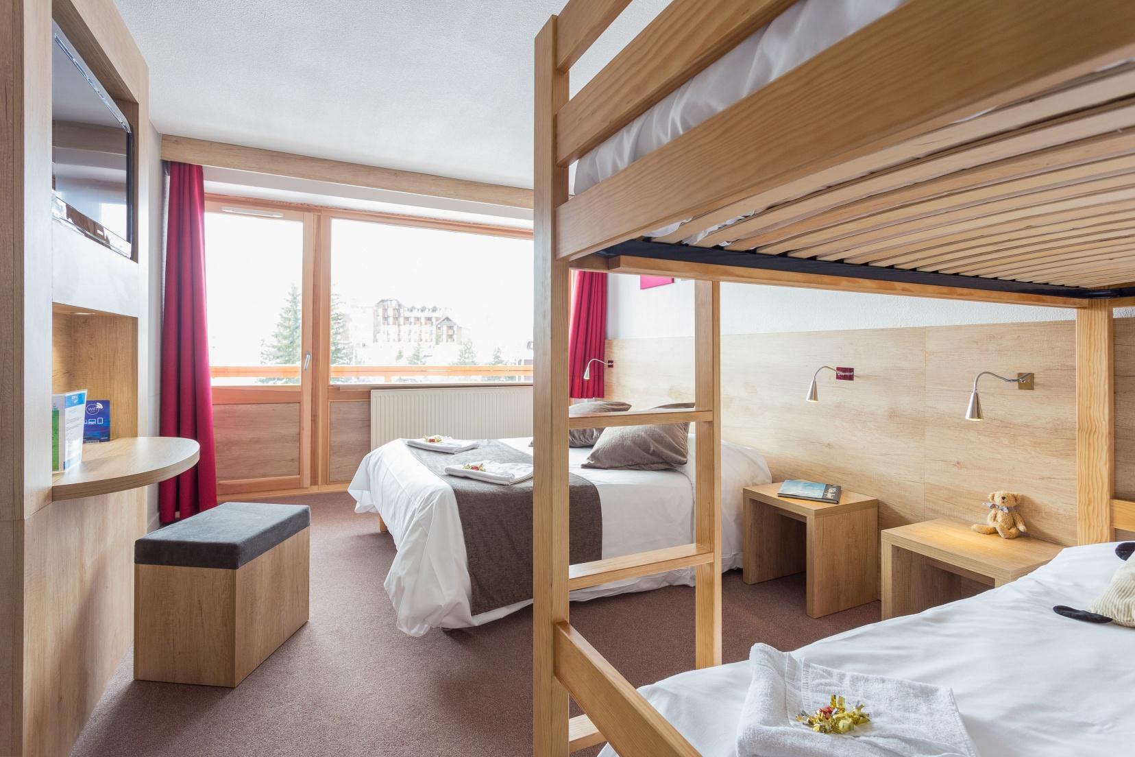 France - Alpes - Les Deux Alpes - Hôtel Club mmv Le Panorama Village Vacances 3*